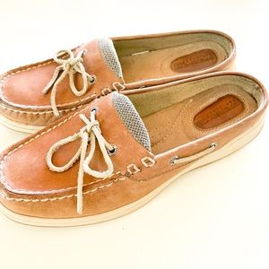 SPERRY Top-Sider Slide on Mules Size 7